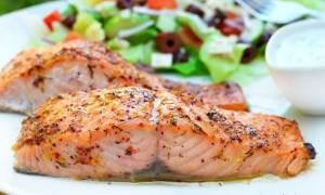 Рецепт красной рыбы в духовке в фольге
