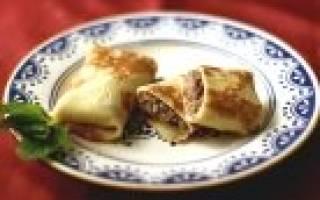 Блюда из говядины – Тут вкусно