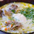 Пошаговый рецепт щи из квашеной капусты