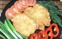 Куриное филе с сыром на сковороде рецепт