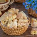 Гусиные лапки из творога рецепт с фото