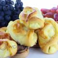 Пирожки в духовке с творогом рецепт с фото
