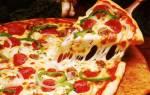 Рецепт итальянской пиццы в домашних условиях