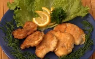 Как приготовить рыбу в кляре на сковороде рецепт с фото