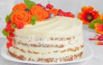 Рецепт морковного торта в домашних условиях пошагово с фото