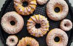 Пончики в духовке рецепт с фото пошагово