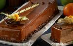 Рецепт глазурь для торта из шоколада