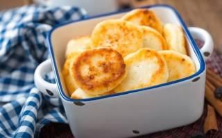 Рецепт сырников в духовке из творога