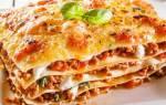 Соус для лазаньи рецепт в домашних условиях