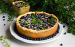 Тесто для пирога с ягодами простой рецепт