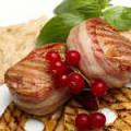 Медальоны из свинины в духовке рецепт с фото
