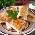 Рецепт из лаваша с сыром в духовке рецепт