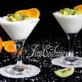 Сметанное желе с фруктами рецепт с фото