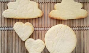Печенье сахарное рецепт с фото пошагово