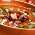 Суп с фасолью рецепт пошагово с фото