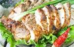 Буженина в духовке в фольге пошаговый рецепт из свинины