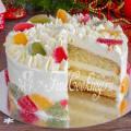 Простой торт бисквитный рецепт с фото пошагово в домашних условиях
