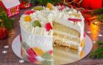 Бисквитные коржи для торта пошаговый рецепт с фото
