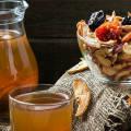 Как варить компот из сухофруктов рецепт