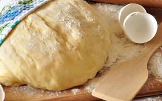 Рецепт дрожжевое сдобное тесто с фото