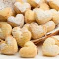 Песочное печенье рецепт на маргарине с фото