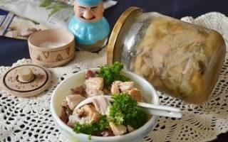 Тушенка куриная в домашних условиях рецепт с фото