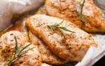 Рецепт приготовления куриного филе в духовке