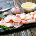 Варёное сало со специями в пакете рецепт с фото
