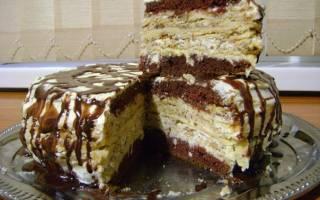 Торт крещатый яр пошаговый рецепт с фото