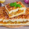Дрожжевой пирог с вареньем рецепт с фото