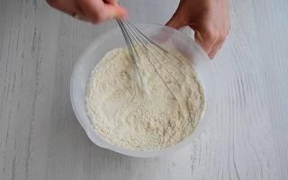 Ягодный пирог со сметанной заливкой рецепт с фото