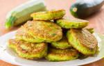 Пышные оладьи из кабачков с манкой рецепт
