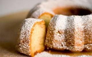 Пирог из сметаны рецепт с фото пошагово
