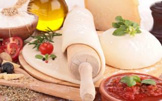Пицца без дрожжей рецепт в домашних условиях в духовке