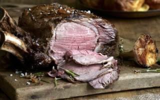 Буженина в фольге в духовке рецепт с фото из говядины