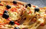 Пицца в духовке рецепт пошагово с фото