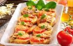 Пицца на батоне в духовке рецепт с фото