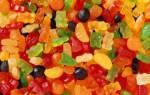 Рецепт желейных конфет в домашних условиях