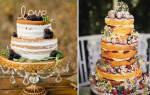 Рецепт свадебного торта в домашних условиях с фото