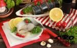 Рецепт слабосолёной скумбрии в домашних условиях