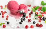 Рецепт йогуртового мороженого в домашних условиях