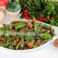 Классический рецепт лобио из стручковой фасоли