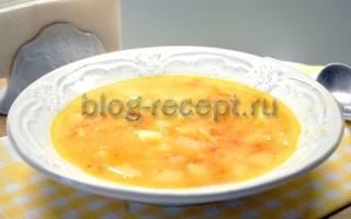 Гороховый суп рецепт пошагово с фото