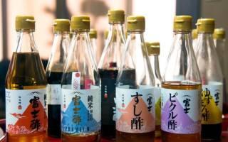 Рисовый уксус для суши рецепт в домашних условиях