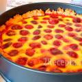 Песочное тесто рецепт для пирога с клубникой