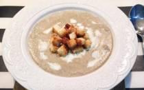 Суп-крем из шампиньонов рецепт с фото