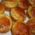 Маффины с ветчиной и сыром рецепт с фото