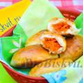 Пирожки с морковью в духовке пошаговый рецепт с фото