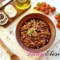 Рецепт приготовления лобио из белой фасоли