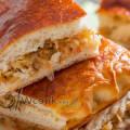 Пирог из дрожжевого теста с капустой рецепт с фото пошагово в духовке